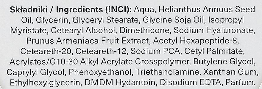 Cremă anti-rid cu acid hialuronic - Ava Laboratorium L'Arisse 5D Anti-Wrinkle Cream Phytohyaluron + Peptides — Imagine N4