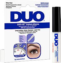 Parfumuri și produse cosmetice Adeziv pentru gene false, transparent - Ardell Duo Quick Set