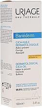 Parfumuri și produse cosmetice Ulei împotriva vergeturilor - Uriage Bariederm Dermatologycal Cica-Oil