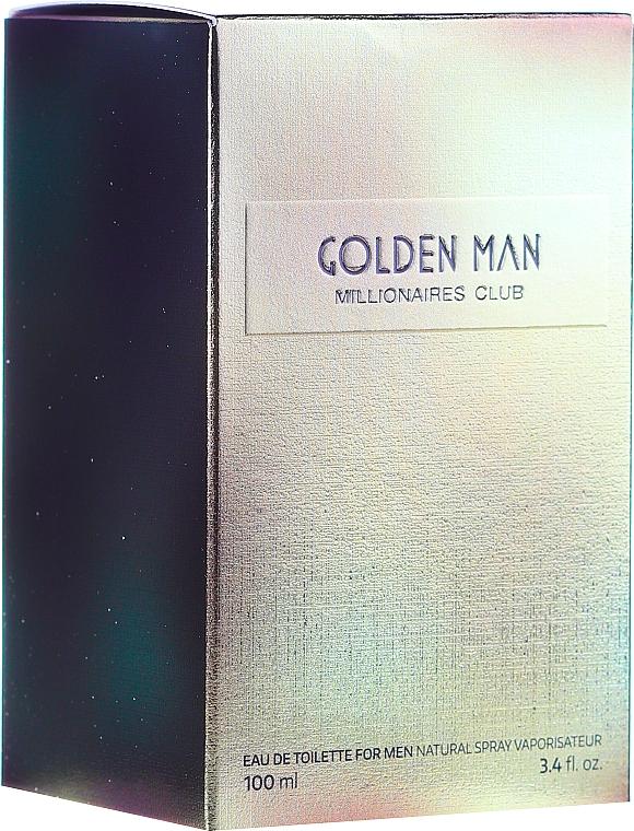 Vittorio Bellucci Golden Man - Apă de toaletă