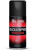Parfumuri și produse cosmetice Deodorant spray - Bi-es Scorpio Poison