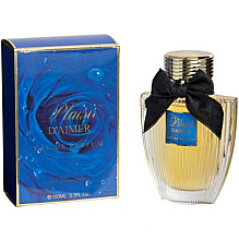 Parfumuri și produse cosmetice Linn Young Plaisir D'aimer - Apă de parfum