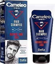 Parfumuri și produse cosmetice Șampon - Delia Cameleo Men Against Hair Loss Shampoo