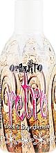 Parfumuri și produse cosmetice Lapte pentru bronzare - Oranjito Level 3 White Tea Retro