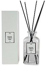 "Parfumuri și produse cosmetice Difuzor de aromă ""Basil&Lime"" - HiSkin Home Fragrance Basil And Lime"