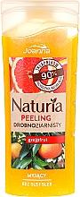 "Parfumuri și produse cosmetice Peeling pentru duș ""Grapefruit"" - Joanna Naturia Peeling"