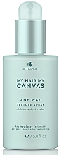 Parfumuri și produse cosmetice Spray pentru păr - Alterna My Hair My Canvas Any Way Texture Spray Mini