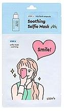 Parfumuri și produse cosmetice Mască de față - Skin79 Soothing Selfie Mask