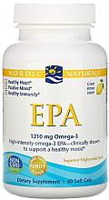 """Parfumuri și produse cosmetice Supliment alimentar, 1210 mg, aromă de lămâie """"EPA"""" - Nordic Naturals EPA"""