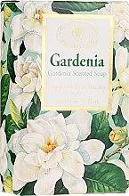 """Parfumuri și produse cosmetice Săpun natural """"Gardenia"""" - Saponificio Artigianale Fiorentino Masaccio Gardenia Soap"""