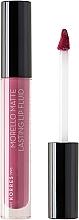 Parfumuri și produse cosmetice Fluid mat de buze - Korres Morello Matte Lasting Lip Fluid