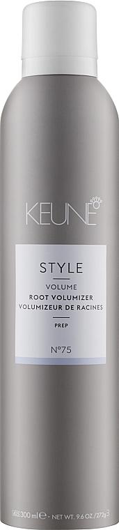 Спрей для прикорневого объема волос №75 - Keune Style Root Volumizer  — фото N1