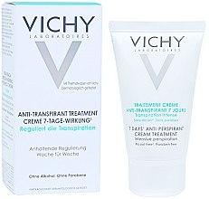 Parfumuri și produse cosmetice Deodorant-crema - Vichy 7 Day