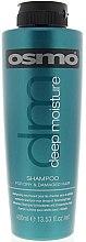 """Parfumuri și produse cosmetice Șampon """"Hidratare profundă"""" - Osmo Deep Moisture Shampoo"""