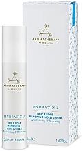 Parfumuri și produse cosmetice Cremă hidratantă de față - Aromatherapy Associates Hydrating Triple Rose Renewing Moisturiser