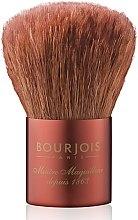 Parfumuri și produse cosmetice Pensulă pentru față și decolteu - Bourjois