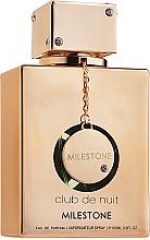 Parfumuri și produse cosmetice Armaf Club De Nuit Milestone - Apă de parfum