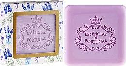 """Parfumuri și produse cosmetice Săpun """"Lavandă"""" - Essencias De Portugal Lavender Aromatic Soap"""