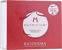 Parfumuri și produse cosmetice Ser regenerant - Bioderma Matricium Single Doses Skin Tissue Regeneration Serum