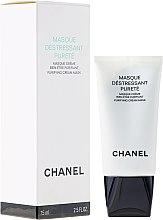 Parfumuri și produse cosmetice Mască-cremă de curățare anti-stres - Chanel Precision Masque Destressant Purete