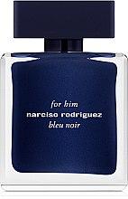 Parfumuri și produse cosmetice Narciso Rodriguez for Him Bleu Noir - Apă de toaletă (tester cu capac)