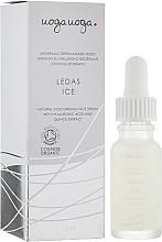 Parfumuri și produse cosmetice Ser hidratant cu extract de gutui pentru față - Uoga Uoga