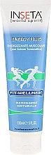 Parfumuri și produse cosmetice Gel cu efect de încălzire pentru sportivi - Inseta Energy Fluid