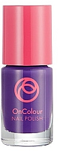 Parfumuri și produse cosmetice Lac de unghii - Oriflame OnColour Nail Red Kiss