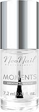 Parfumuri și produse cosmetice Bază și top coat pentru lac de unghii - NeoNail Professional Moments Base/Top 2in1