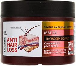 Parfumuri și produse cosmetice Mască pentru păr fragil și predispus la cădere - Dr. Sante Anti Hair Loss Mask
