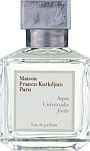 Parfumuri și produse cosmetice Maison Francis Kurkdjian Aqua Universalis Forte - Apă parfumată