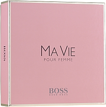 Parfumuri și produse cosmetice Hugo Boss Boss Ma Vie Pour Femme - Set (edp/30ml + b/lot/100ml)