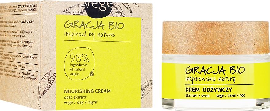 Cremă de față - Gracja Bio Nourishing Face Cream