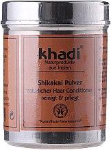 """Parfumuri și produse cosmetice Praf de plante pentru păr """"Shikakay"""" - Khadi Shikakai Pulver"""