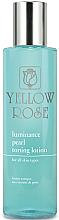 Parfumuri și produse cosmetice Loțiune tonifiantă cu extract de perle - Yellow Rose Luminance Pearl Toning Lotion