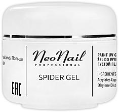 Parfumuri și produse cosmetice Gel pentru designul unghiilor - NeoNail Professional Spider Gel