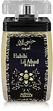 Parfumuri și produse cosmetice Nabeel Habibi Lil Abad Black - Apă de parfum