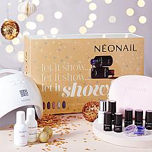 Parfumuri și produse cosmetice Set - NeoNail Professional Show Set (nail/polish/5x3ml + nail/polish/2x7.2ml + led + nail/cleaner/50ml + rem/50ml + bag)