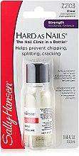 Parfumuri și produse cosmetice Tratament incolor pentru întărirea unghiilor - Sally Hansen Hard As Nails Hardener