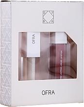 Parfumuri și produse cosmetice Set - Ofra By Samantta March Lip Duo (lipgloss/1.8ml + lipstick/3.5ml)