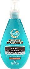 Parfumuri și produse cosmetice Spray-autobronzant pentru față și corp - Floresan Paradise