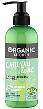 Parfumuri și produse cosmetice Lăptișor revigorant pentru corp - Organic Shop Organic Kitchen