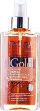 Parfumuri și produse cosmetice Spray pentru bronzare 5 în 1 - Eveline Cosmetics Summer Gold Spray