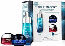 Parfumuri și produse cosmetice Set - Biotherm Blue Therapy (cr/15ml + n/cr/15ml + elixir/30ml)