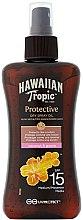 Parfumuri și produse cosmetice Ulei uscat pentru bronzare - Hawaiian Tropic Protective Dry Spray Sun Oil SPF 15
