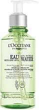Parfumuri și produse cosmetice Apă micelară 3in1 - L'Occitane 3 In 1 Micellar Water Make-Up Remover