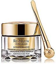 Parfumuri și produse cosmetice PREȚ REDUS! Cremă pentru zona ochilor - Estee Lauder Re-Nutriv Ultimate Diamond Transformative Energy Eye Creme *