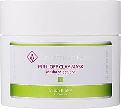 Parfumuri și produse cosmetice Mască de argilă pentru față - Charmine Rose Pull Off Clay Mask