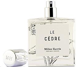 Parfumuri și produse cosmetice Miller Harris Le Cedre - Apă de parfum