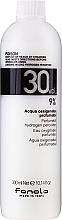 Parfumuri și produse cosmetice Emulsie oxidantă - Fanola Acqua Ossigenata Perfumed Hydrogen Peroxide Hair Oxidant 30vol 9%